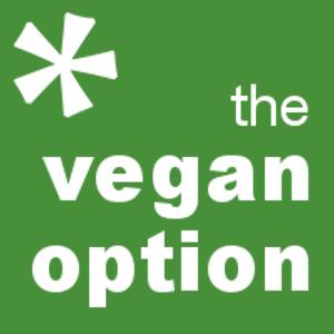 The Vegan Option (logo)