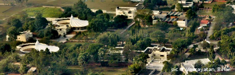 Campus from air