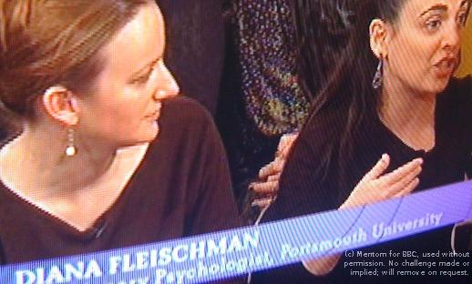 Diana on TV