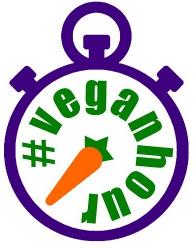 #VeganHour